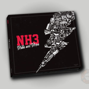 NH3 Hate And Hope CD