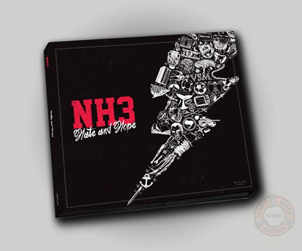 NH3 Hate And Hope CD