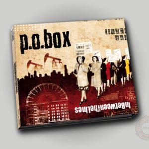 P.O.BOX InBetweenTheLines CD
