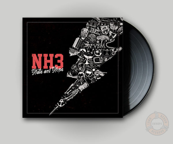 NH3 - Hate And Hope Vinyl