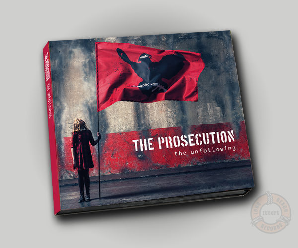The Prosecution - The Unfollowing CD
