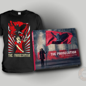 The Prosecution - The Unfollowing CD + Shirt