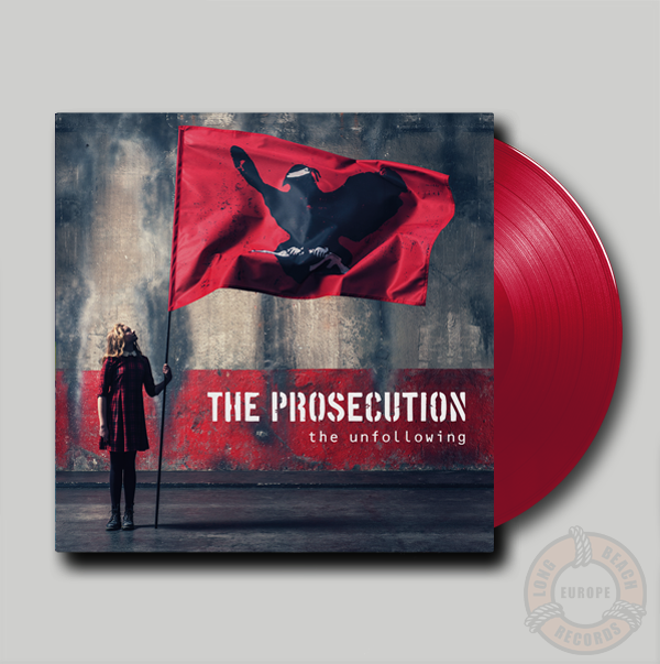 The Prosecution - The Unfollowing (Vinyl)