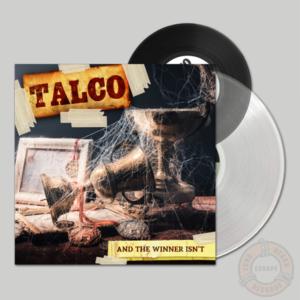 Talco The Winner Isn't Vinyl 7 Inch